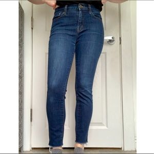 BDG Jeans- well worn